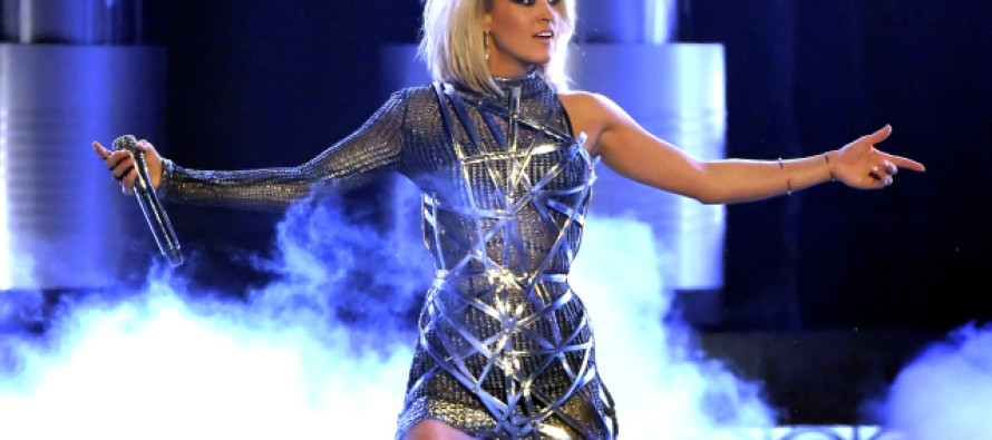 Hours After the ACM Awards, Carrie Underwood Reveals THIS