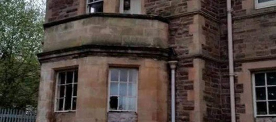 Man Took A Photo Of Old Asylum – When He Saw What Was Staring Back From Window? HORROR!