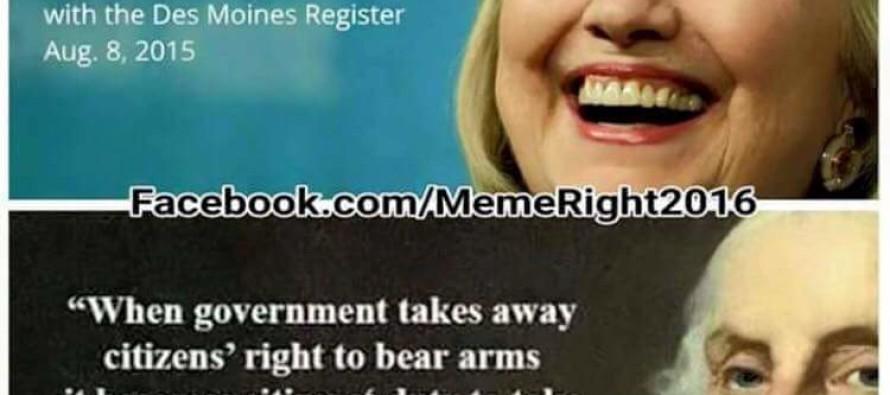 The 20 Most Devastating Hillary Clinton Memes