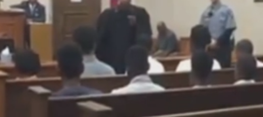 VIDEO: Judge goes viral from giving this EPIC smackdown!
