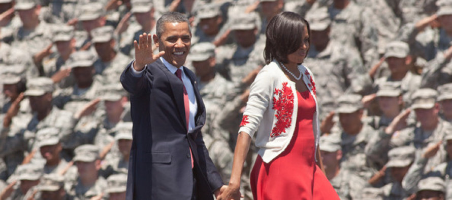 Michelle Obama Just INSULTED Our Troops in This MASSIVE Way – AGAIN!