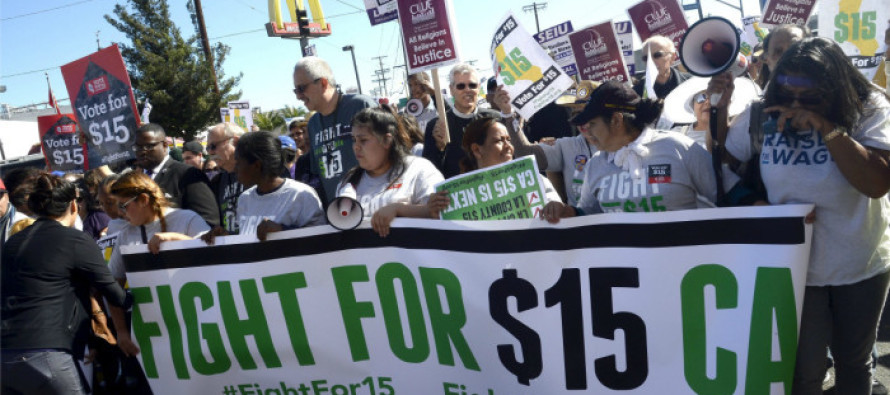 TOLD YOU! Just ONE Month After Minimum Wage Hike – Look What's Happening in California
