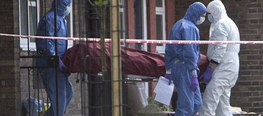 Husband beheaded his wife then crushed her skull & flushed it down the toilet after she did this