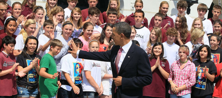 Under Obama's Watch – Look What Has Happened to Our Schoolchildren!
