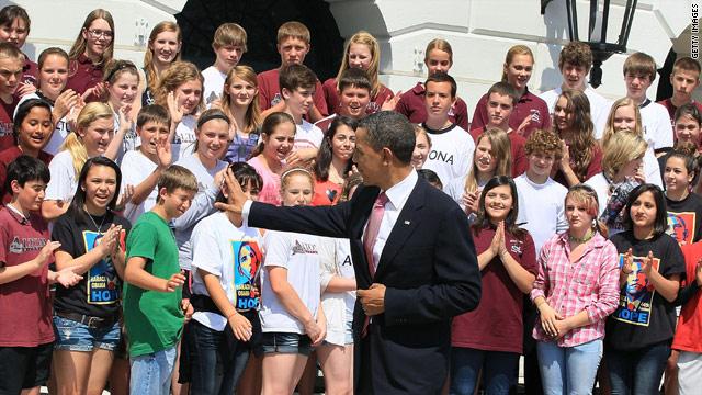 obama students