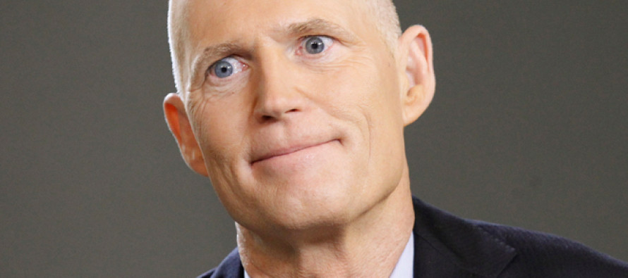 VIDEO: Florida Governor Confronted by Protester in Starbucks, His Reply is Epic…