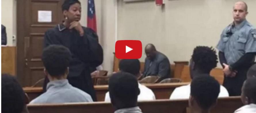 HAH! No-Nonsense Judge Uses BODY BAG to Warn Thugs… Watch Their Reaction [VIDEO]