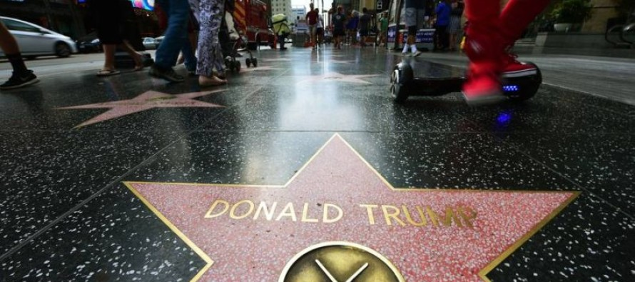 Trump's Walk of Fame Star Might Be Removed For This Reason