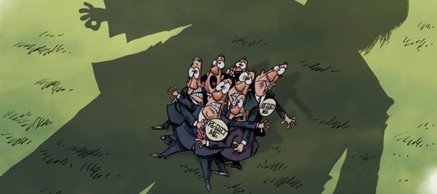 GOP Unity (Cartoon)