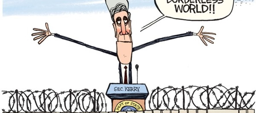 Kerry Borderless (cartoon)