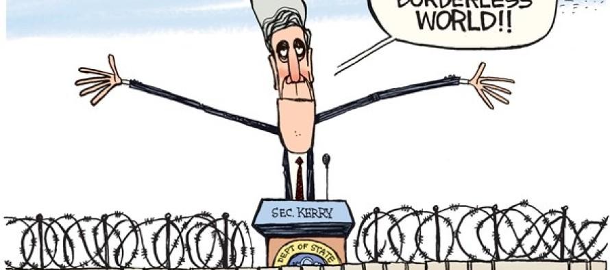 Kerry Borderless (cartoon)