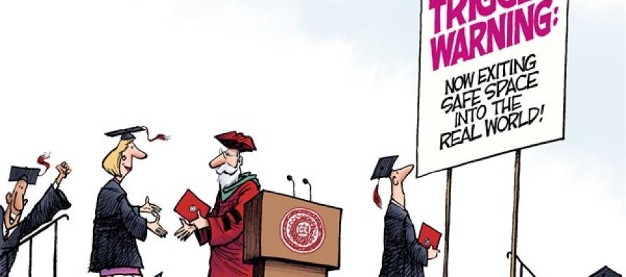College Grads (Cartoon)