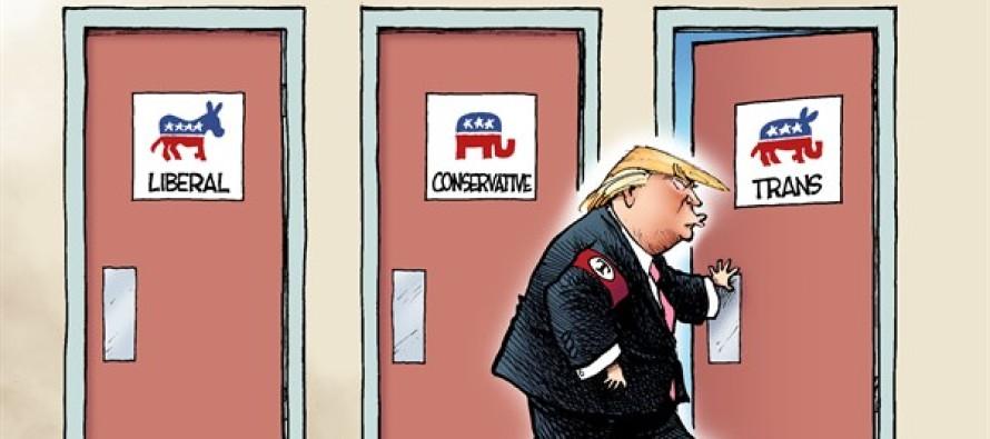 The Transervative (Cartoon)