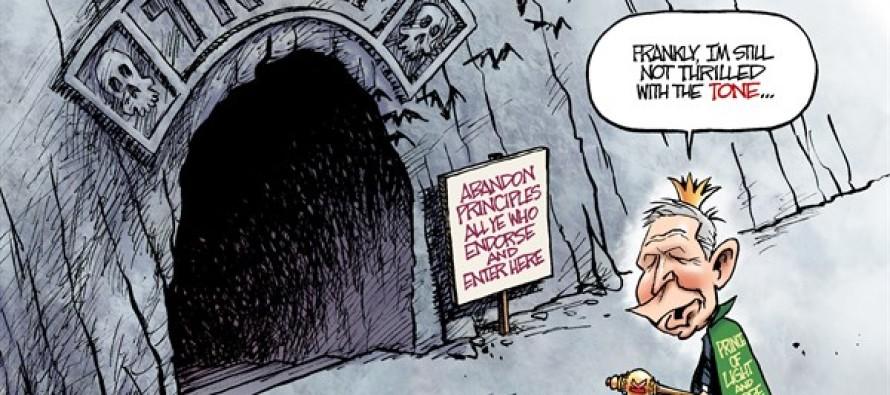 Path to Darkness (Cartoon)