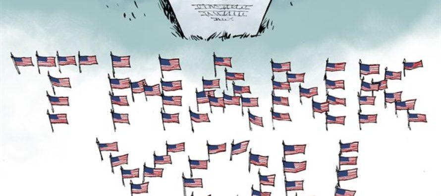Memorial Day 2016 (Cartoon)