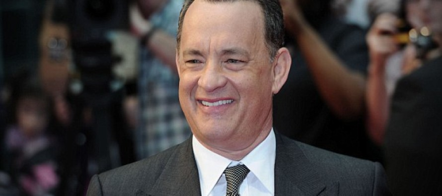 Tom Hanks Reduced to Tears as He Recalls How Lonely He Was as a Child