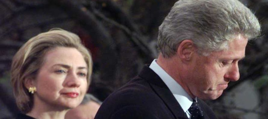 BOMBSHELL: Ghost from the Clinton's Past Comes Back to Haunt Them… This Is BAD