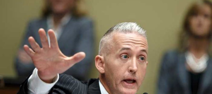 Gowdy SICK Of White House Dragging Feet Not Getting Him The Benghazi Info He Needs – Does THIS!
