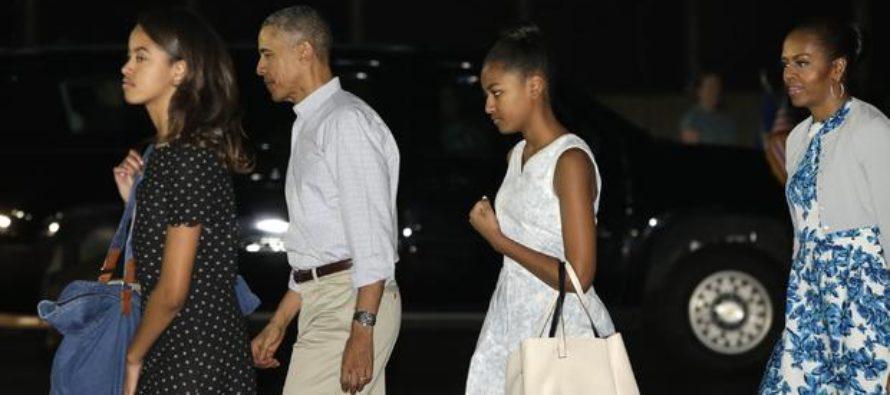 Obama Family Announces Plans to Do THIS… Outrage Ensues