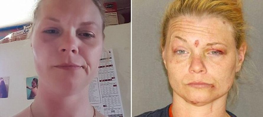 'Cannibal' Woman Tries To Eat Friend's Face, Before Biting Two Others – Including A POLICE OFFICER! [VIDEO]
