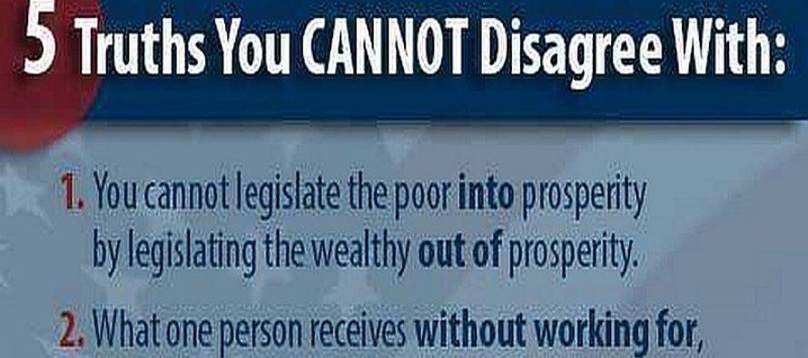 5 Truths On Why Bernie's Socialist Agenda ISN'T Going to Work