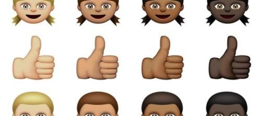 Liberals Want This Emoji Gone So You Know 'How Black People Feel'