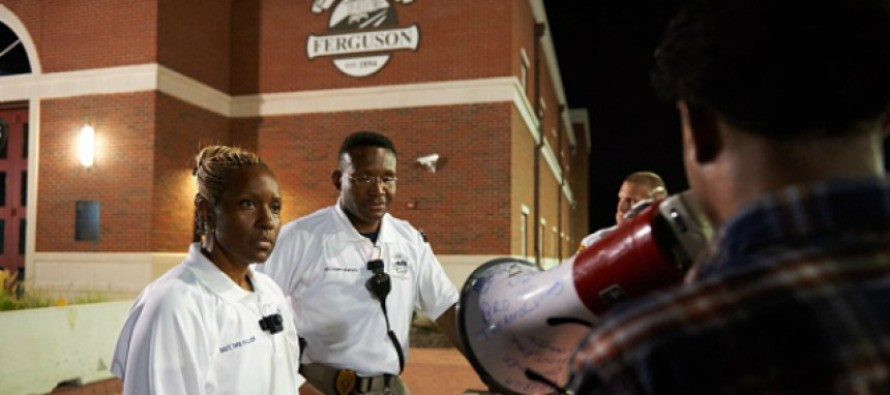 BREAKING: Ferguson Hires FIRST Black Police Chief – Guess What Happened Next…