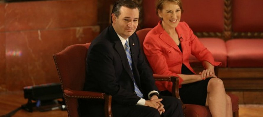 Shocking Video From 2008 Shows Carly Fiorina Doing The Unthinkable