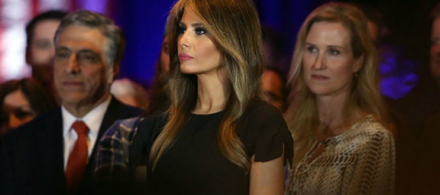 Melania Trump Breaks Silence After Chris Matthews Comments on Her Looks
