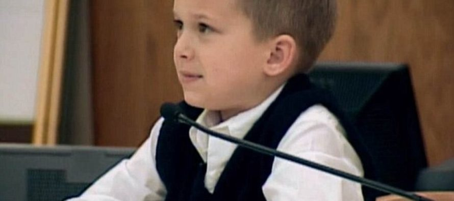 'That's My Momma, Killing My Sister' 7 Yr-Old Boy Recalls Most TERRIFYING Moment Of His Life…