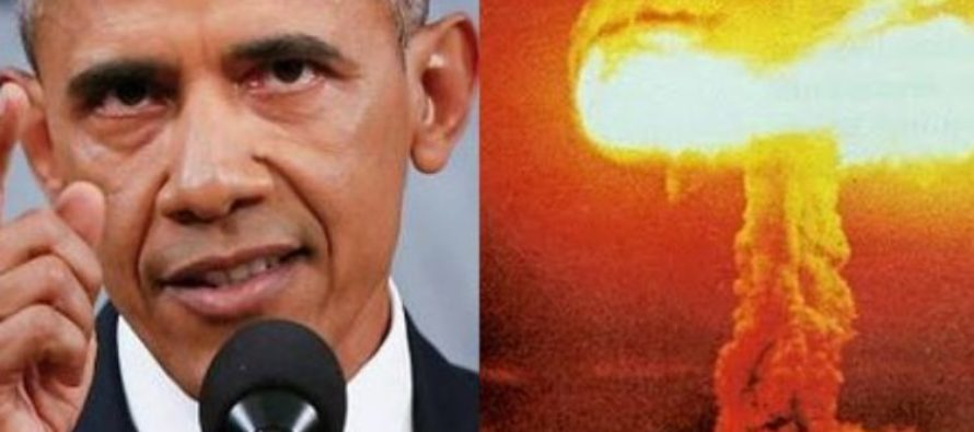 """Obama Throws America Under The Bus Calling Her """"EVIL"""" – Twitter Response CRUSHES Him!"""