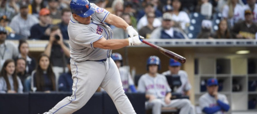 Mets Pitcher Bartolo Colon Goes Down In History – Becomes Oldest Player to Hit First Home Run [VIDEO]