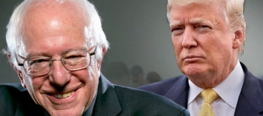 KARMA Strikes Hillary AGAIN – Trump And Sanders Joining Forces Against Hillary By Doing THIS… [VIDEO]