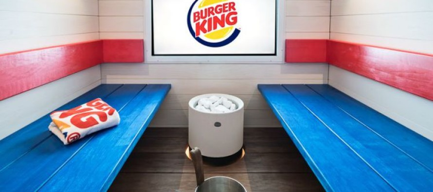 The Burger King Spa…Wait, What?