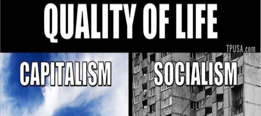 Capitalism VS Socialism Compared in One Brilliant Meme