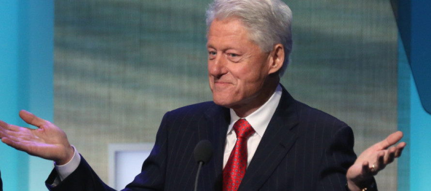 New Evidence Shows Bill Clinton Spent More Time With THIS Sex Offender Than Previously Thought [VIDEO]