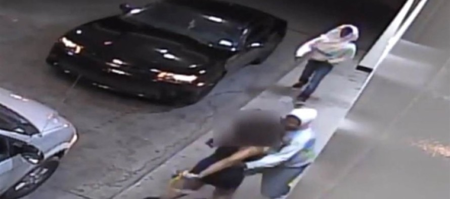 Carjackers Tried To Take Her Car – But Soon Realized, They Picked The Wrong Girl… [VIDEO]