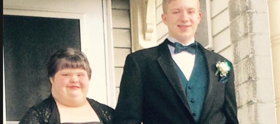 Down Syndrome Teen Goes to Prom, Instantly Warms Everyone's Heart