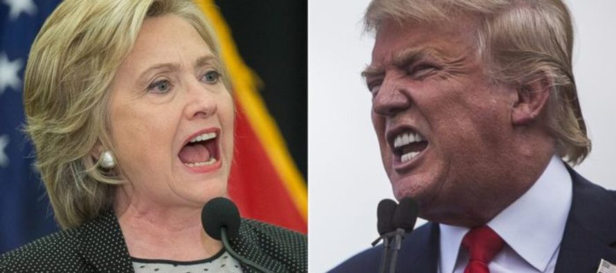 GAG! Hillary Clinton Says – 'The Whole World Wants Me To Beat TRUMP…'