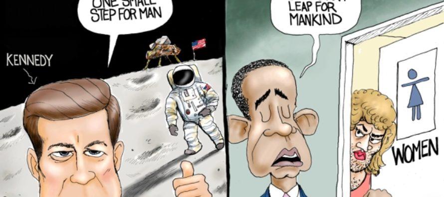 A Giant Leap (Cartoon)