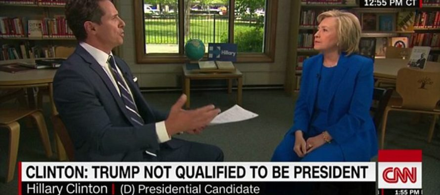 WHOA! Hillary Declined To Defend Bill's Honor After Trump Links Him To Rape… [VIDEO]