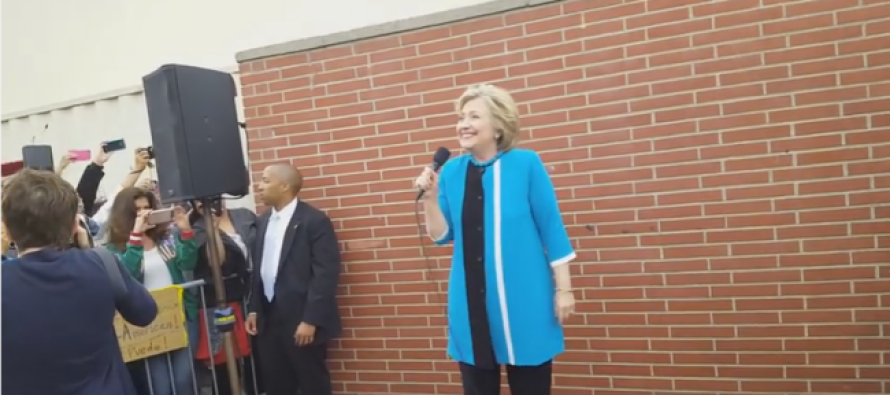 Protesters label Hillary Clinton an accomplice to vicious Honduran violence [VIDEO]