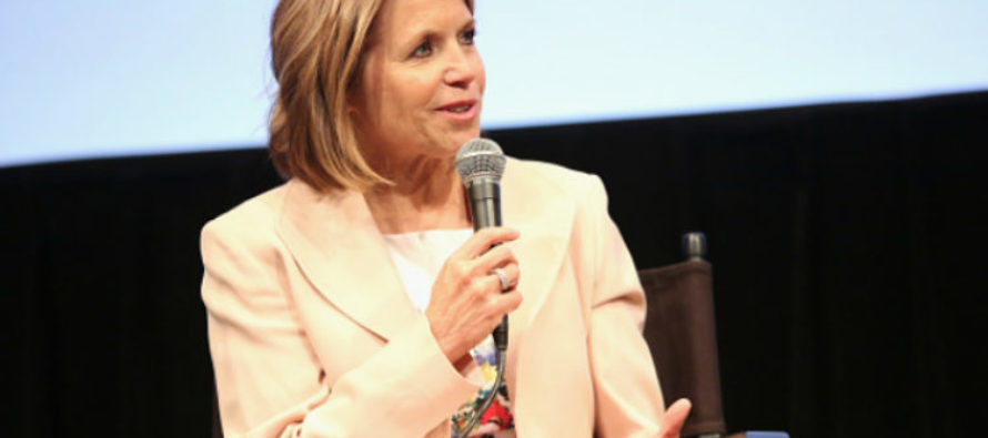 Cheat Katie Couric, UNAPOLOGETIC After Being Caught Deceptively Editing Gun Rights Video – Says THIS!