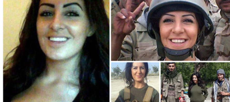 Beautiful Woman Left Home To Fight ISIS – After 12 Months, Makes SHOCKING Claim About Them… [VIDEO]