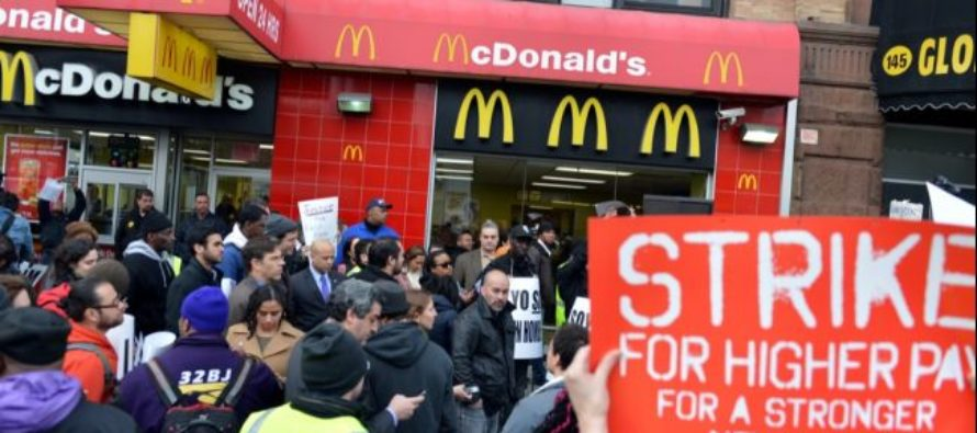 WE TOLD YOU: McDonald's SLAMS Minimum Wage Hike – Makes THIS Move…