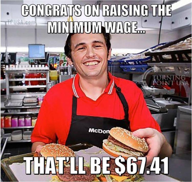Min Wage Raise 750