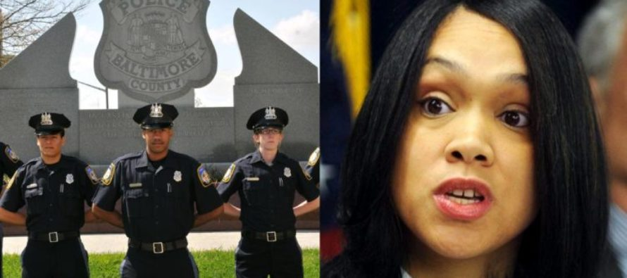 Cops Have BRUTAL Surprise For Marilyn Mosby Over Freddie Gray Case – It's NOT Over…