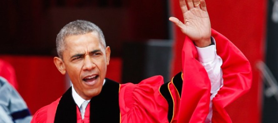 Obama Just Threw The U.S. Under The Bus With THIS Statement – This is SICK!