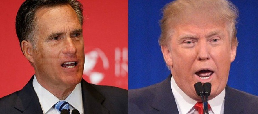 Mitt Romney to disrupt 2016 race by inserting this third party candidate