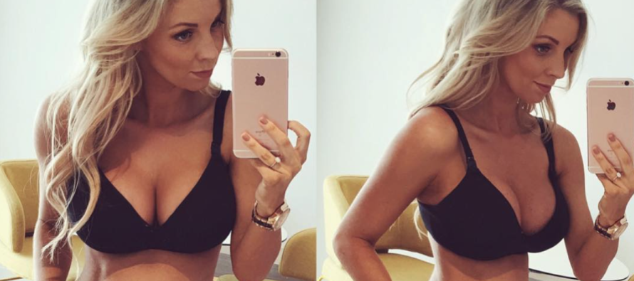 Model's Baby Bump Photo Goes Viral After People Notice THIS…